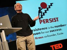 This video is for a great TED talk given by Richard St. John about eight keys to success. It's short (only 3 minutes long), amusing and very insightful. A great video and be inspired. Hope you enjoy it! BTW - if you don't know TED stands for Technology, Entertainment & Design and is a great website for exciting and and insightful speeches.