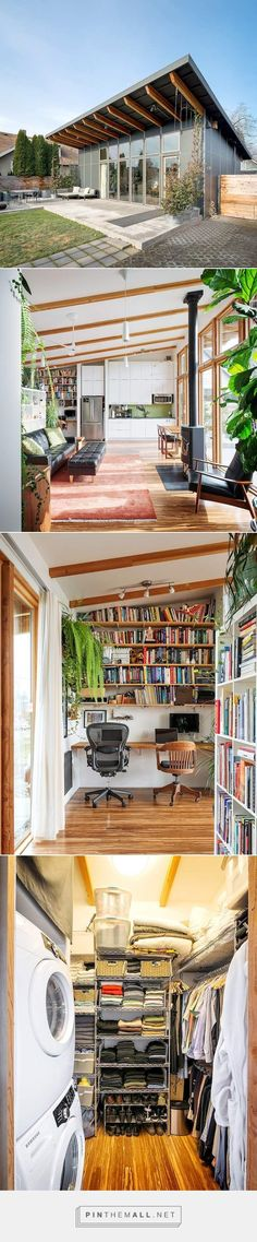 Own Less, Live More: 700 Sq. Ft. Small House of Freedom - created via http://pinthemall.net