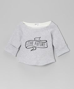 The Future Sweatshirt | BRIKA - A Well-Crafted Life