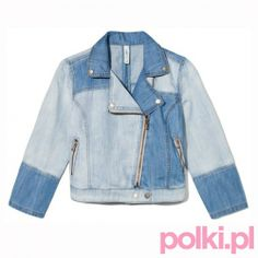 Dżinsowa ramoneska, Reserved #polkipl #moda #fashion #trendy