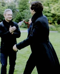 Ben and Martin AAGHHH, I cannot stop watching this!!!!
