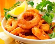 tapas : Beignets de calamars (facile, rapide) -