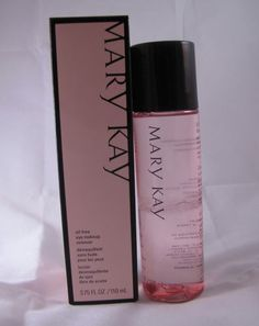 Mary Kay® Oil-Free Eye Makeup Remover  3.75 fl. oz. is going up for auction at  9pm Fri, May 24 with a starting bid of $8.