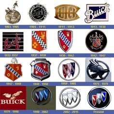 Buick is an American Automotive Industry founded on May 1903 by David Dunbar Buick. It is a currently division of General Motors (GM). All Car Logos, Buick Cars, Gm Car, Hot Rod Trucks, All Cars, Automotive Industry, General Motors, Buick Logo, Family History