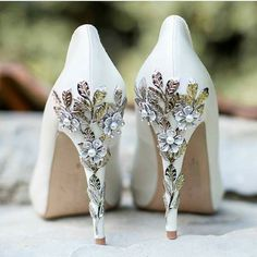 In love with this heals by bridal_experience