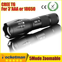 E17 CREE XM-L T6 3800Lumens cree led Torch Zoomable cree LED Flashlight Torch light For 3xAAA or 1x18650 ZK94 http://satyrs.myshopify.com/products/e17-cree-xm-l-t6-3800lumens-cree-led-torch-zoomable-cree-led-flashlight-torch-light-for-3xaaa-or-1x18650-free-shipping-zk94-1?utm_campaign=outfy_sm_1487734406_124&utm_medium=socialmedia_post&utm_source=pinterest   #me #amazing #instalike #ootd #glam #fashion #pretty #photooftheday #instadaily #style #love #beautiful #fun #cute #smile