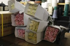 Roses anyone? Always fresh and will be processed and ready for you soon!