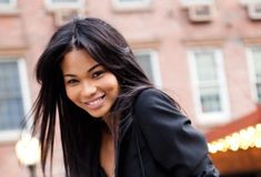Chanel Iman, black model