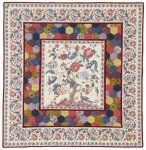 Dutch Beauty Kit featured in Quilt Sampler Fall 2011