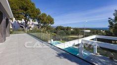 Immobilien Mallorca kaufen :  Villa mit Meerblick  in Sol de Mallorca