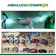#Rebajasonline Estudillo Sport: palas de #pádel nueva con un -15% y -20% en bolas. http://ow.ly/sTYBA