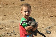 2 little angles Syrian Children, Angles, Childhood, Infancy