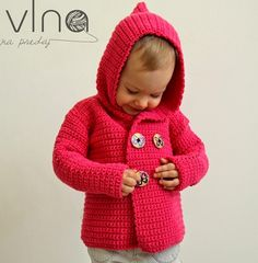 ako sa to robí - Hľadať Googlom Baby Knitting, Crochet Baby, Knit Crochet, Crochet Sweaters, Baby Patterns, Crochet Clothes, Kids And Parenting, Diy For Kids, Winter Hats