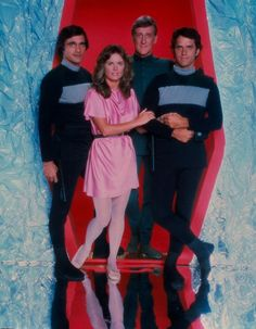 Logan's Run spun off to a short-lived TV series that was SO BAD.  Even when I was a child, I realized it was bad.