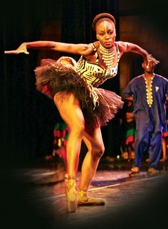 A dancer from Lula W...
