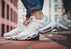Light Bone Covers This Women's Colorway Of The Nike Air Max 95