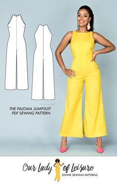 18 Ideas Birthday Dress Women Sewing Patterns For 2019 Sewing Clothes, Diy Clothes, Clothes For Women, Dress Sewing, Pdf Sewing Patterns, Dress Patterns, Paper Patterns, Vogue Patterns, Vintage Patterns