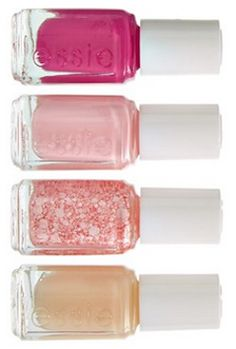essie nail polish 'breast cancer awareness' edition http://rstyle.me/n/q6g8mnyg6
