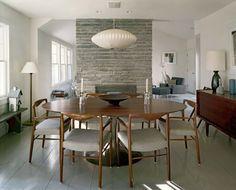 Mid Century Modern Dining Room Ideas