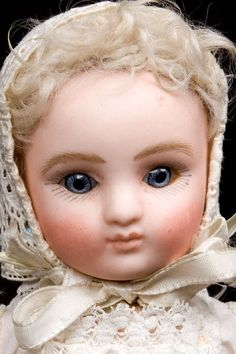 Early French antique Steiner doll