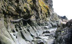 Chain Walk on the Fife Coastal Path