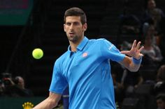 Novak Djokovic turned in an overpowering performance on Saturday in advancing to the final in Rome.