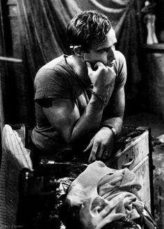 (1951) Marlon Brando in A Streetcar Named Desire