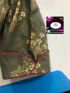 Chudithar Neck Designs, Dress Neck Designs, Fancy Blouse Designs, Sleeve Designs, Hand Designs, Kurti Sleeves Design, Kurta Neck Design, Sleeves Designs For Dresses, Saree Blouse Neck Designs
