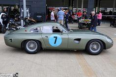 1963 Aston Martin Project DP214 | International Trophy Class… | Flickr