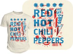 Red Hot Chili Peppers Cool T-Shirt