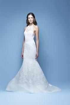 Carolina Herrera Bridal Spring 2016 'Jovana' bridal gown