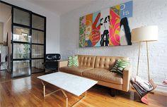 Lauren Moffat's Vintage Modern Home