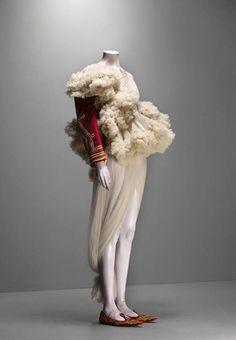 Alexander McQueen/ fashion designer
