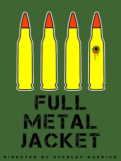 Full Metal Jacket by Redbubble   Redbubble
