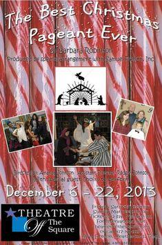 Fall 2013 Mini Season - Theatre Off The SquareWeatherford, Texas Weatherford Texas, Theatre Posters, Special Guest, Pageant, Christmas Fun, Seasons, Fall, Mini, Autumn