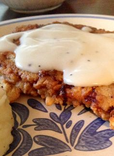 Chicken fried steak using Pioneer Woman recipe, never made before, cube steak from Drover Hill farm, yum