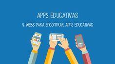 Apps educativas para niños, alumnos y profesores. Blog con recursos educativos, herramientas, cursos, redes sociales, menores en la red, privacidad online