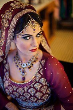 Mathapatti, matha patti, necklace, indian bridal jewellery, jewelry, head - hair, Indian wedding makeup
