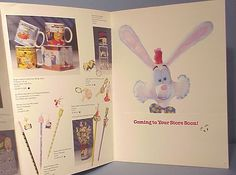 Toontown Antics - Roger Rabbit's adventures in real and animated life: Applause Roger Rabbit Catalog