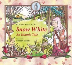 A djinn, poisoned dates, seven dwarf sisters-in-faith, and a mysterious old peddler woman in the woods wearing a face veil, a hateful and vain stepmother, a considerate huntsman, and a charming prince bring to life once again the classic fairy tale of Snow White.