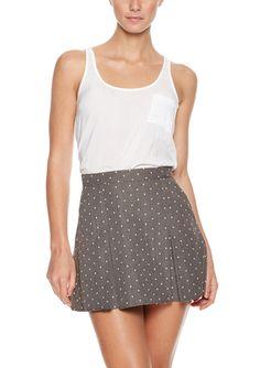 On ideel: BCBGeneration Seamed Skirt