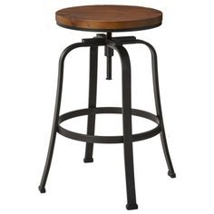 Dakota Adjustable Stool from Target - much cheaper than most I've seen out there!