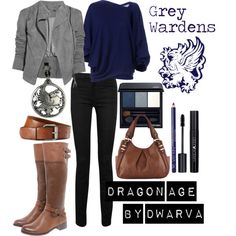 Dragon Age - Grey Wardens
