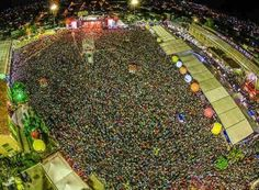 Notícias: Noite de São João em Caruaru tem tumulto e feridos...