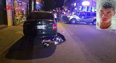 Jovem é morto com tiro no pescoço, quando acabava de pegar um mototaxi