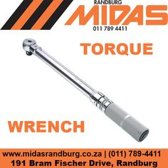 What is a Torque Wrench? It is a specially calibrated tool that is used to accurately tighten a fastener to a given torque Torque Wrench, Power Tools, Instagram, Electrical Tools