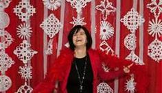 Christmas photo booth - Idea for backdrop