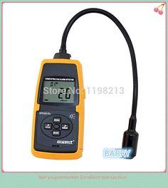 118.49$  Watch now - http://aliotn.worldwells.pw/go.php?t=32740474050 - SPD202 Gas Detector COMBUSTIBLE GAS leak detector alarm gas analyzer