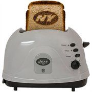 New York Jets toaster.  Does it come withTebow as an added bonus feature?