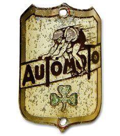 Letterology: Bike Badges of Honor